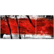 Cuadro Abstracto Multi 3 90x40cm Ref.71788066