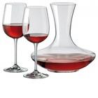 Set Vino - Rona Decantador y copas de vino