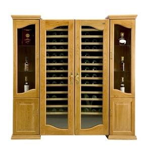 Vinotecas grandes neveras para vino de 100 a 300 - Vinotecas de madera ...