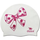 Daale Swim Silicone CapOnly Bow
