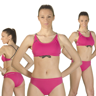 HEAD Bikini Mujer training Cross LiquidLite Outlet