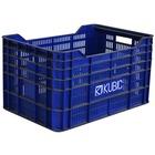 Caja Plastica 40 x 60 x 33 Rejillada Usada Ref.A-64060
