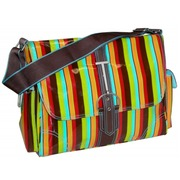 Bandolera Grande Multicolor Monkey Stripes Ref.HDK806
