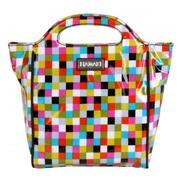 Bolso de Mano Cubes Multicolor C/Asas Ref.HDK817