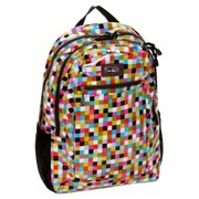 Mochila Juvenil Cubes Multicolor Ref.HDK827