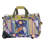 Bolso de Viaje Stroller Cobalt Paisley Ref.HDK835