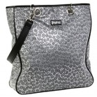 Bolso de Mano Diamond Swirls