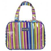 Neceser Maquillaje Cobalt Stripes Multicolor Ref.HDK822