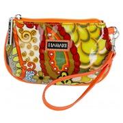 Portadocumentos Hannah´s Paisley Naranja Ref.HDK821