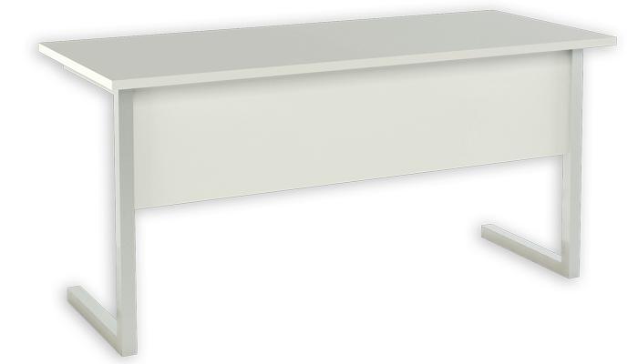 Mesa de Oficina Patas Metalicas 68x160x78cm