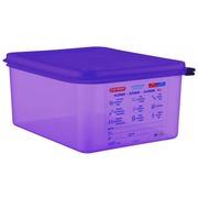Cubeta Hermética Antialérgeno 10 litros GN 1/2 Ref.61391