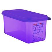 Cubeta Hermética Antialérgeno 6 litros GN 1/3 Ref.61393