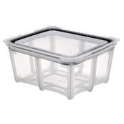 Cubeta Silicona C/Tapa 8.7 Litros Gastronorm 1/2 Ref.01805