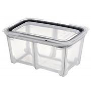 Cubeta Silicona C/Tapa Gastronorm 1/3 5.2 Litros Ref.01803