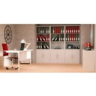 Ambiente de Oficina Completo Blanco Soft