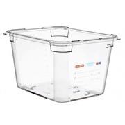 Cubeta S/Tapa GN 1/2 11.3 litros Ref.09834
