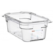 Cubeta S/Tapa GN 1/4 2.8 litros Ref.09817