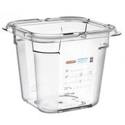 Cubeta S/Tapa GN 1/6 2.15 litros Ref.09798
