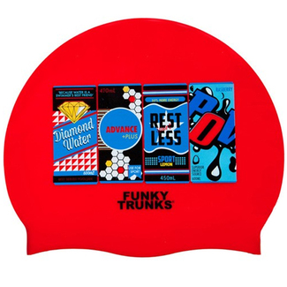 FUNKY TRUNKS Gorro Silicona Buzz Suit Outlet