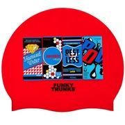 Gorro de Natación en Silicona FUNKY TRUNKS Buzz Suit Outlet