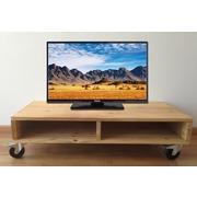 Mesa TV Palet con Ruedas 115x55x28 Ref.MPTVR1155526