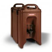Contenedor Isotermico de Liquidos Marrón 9,4 litros Ref.01810