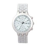 Reloj Analógico Crossnar Blanco Ref.54000