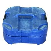 Contenedor Isotérmo Usado 34x34x16 Azul Ref.CI343416