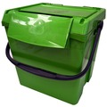 Contenedor Lady Box 50 Litros Apilable 40.7 x 40.2 x 50 cm