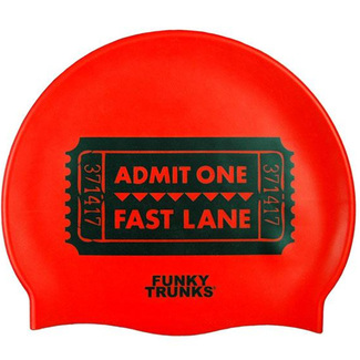 FUNKY TRUNKS Gorro Silicona Fast Lane