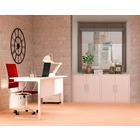 Ambiente de Oficina Completo Blanco Soft II Ref.001