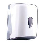 Dispensador de Papel Secamanos Mecha Blanco Luxe-13
