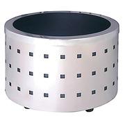 Jardinera en Metal Perforada Pintada Ref.732-R