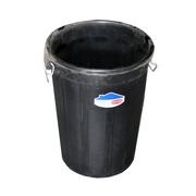 Cubo de Basura sin Tapa Usado