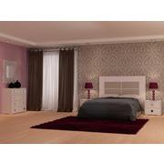Ambiente Dormitorio Matrimonio Modelo Bolero
