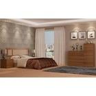 Conjunto completo Dormitorio Matrimonio Modelo Velvet