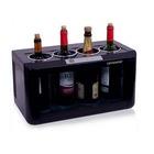 Vinoteca de barra Cavanova OW 004 para 4 Botellas