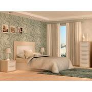 Ambiente Dormitorio Matrimonio Modelo Nube