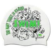 Daale Gorro de Silicona natacion Only Swim