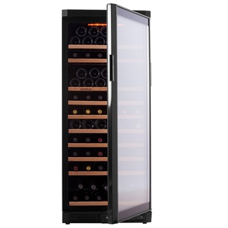 Vinoteca Vinobox 110 botellas 110GC 1T Negro