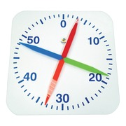 Cronometro Leisis 80cm 4 agujas