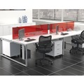 Producto Mesa Operativa Doble Extensible Kubica