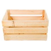 Caja de Madera Natural Grande 30x50x25 centímetros Ref.1001