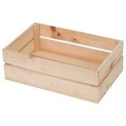 Caja de Madera Natural Mediana 30x50x17 centímetros Ref.1002