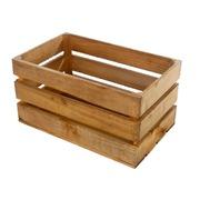 Caja Madera Envejecida 30x50x25 centímetros Ref.1004