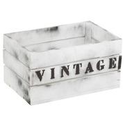 Caja Madera Vintage Envejecida Ref.1047