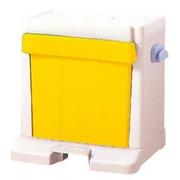 Contenedor Apilable 1 Altura 25 Litros Amarillo