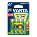 Producto BLX4 AA 2600MAH VARTA READY TO USE
