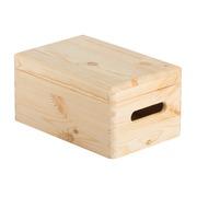 Caja de Madera con Tapa 20 x 30 x 14 Ref.CBT302014