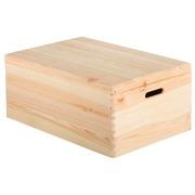 Caja de Madera con Tapa 40 x 60 x 23 Ref.CBT604023